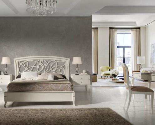 Dormitorio clasico Adara