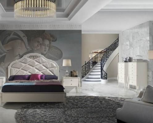 Dormitorio clasico Bernice