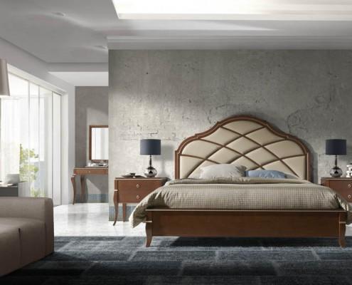 Dormitorio clasico Dion