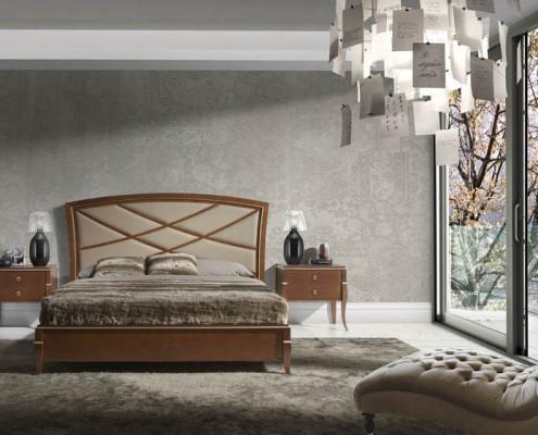Dormitorio clasico Hesper
