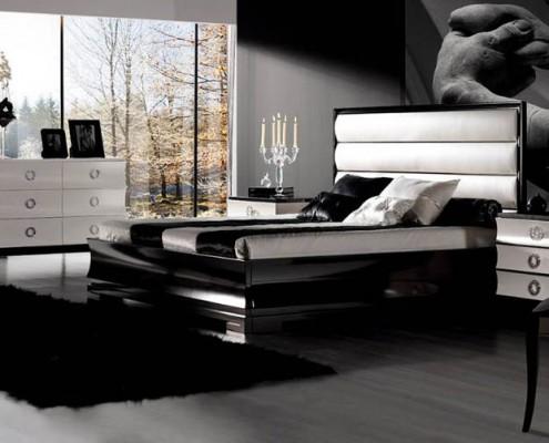 Dormitorio clasico Saba