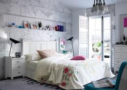 Dormitorio matrimonio colonial Manet
