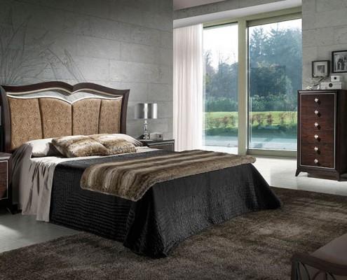 Dormitorio matrimonio neoclasico Jeno