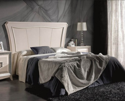 Dormitorio matrimonio neoclasico Karissa