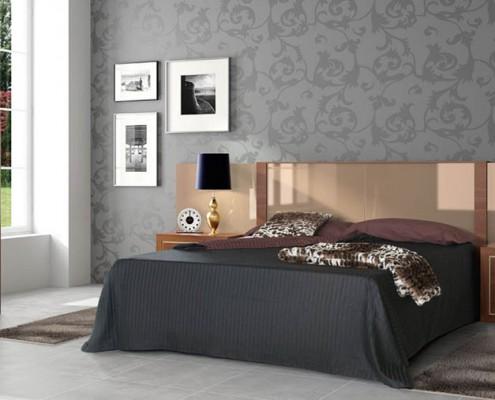 Dormitorio matrimonio neoclasico Laertes