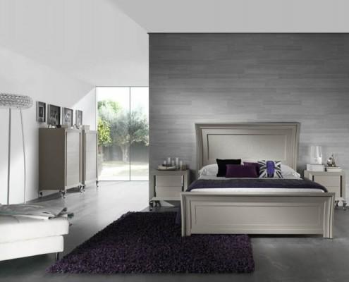 Dormitorio matrimonio neoclasico Marilee