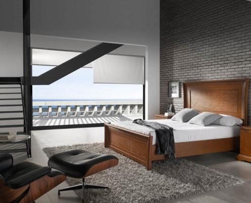 Dormitorio matrimonio neoclasico Myron