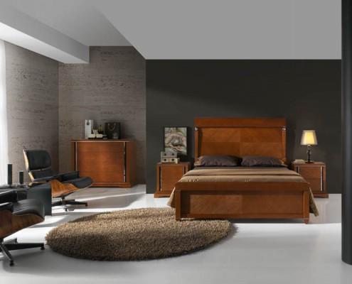 Dormitorio matrimonio neoclasico Nellie