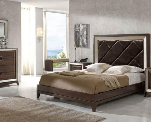 Dormitorio matrimonio neoclasico Sibley