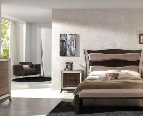 Dormitorio matrimonio neoclasico Soterios