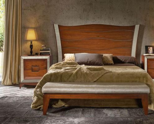 Dormitorio matrimonio neoclasico Stella
