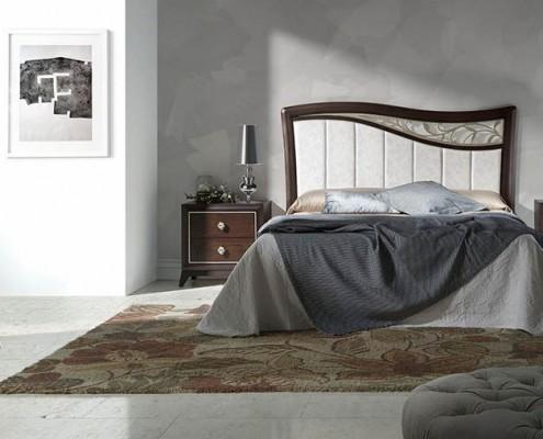 Dormitorio matrimonio neoclasico Tienette