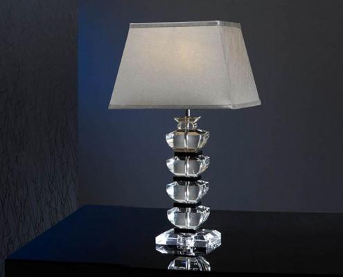 Lampara cristal Corinto