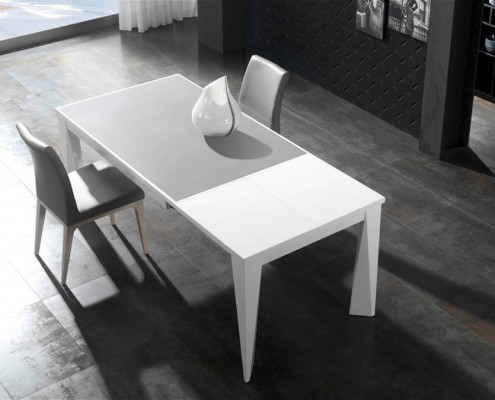 Mesa comedor moderna Praga porcelanico