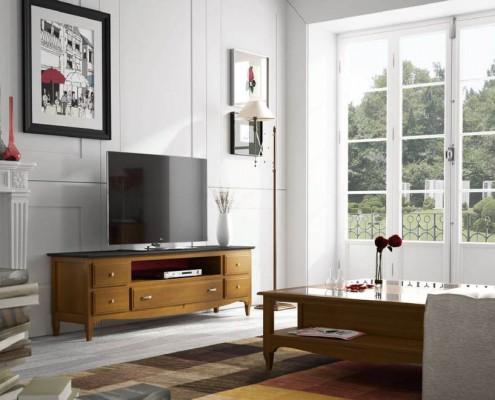 Mueble tv Colonial Balzac