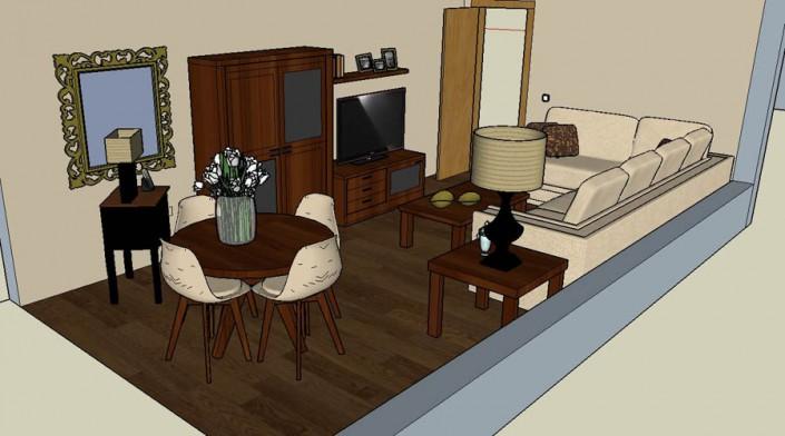 Proyecto salon 3D ES-1