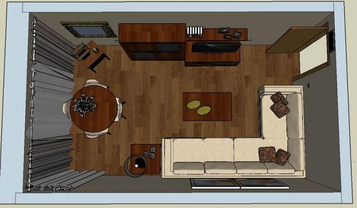 Proyecto salon 3D ES-2