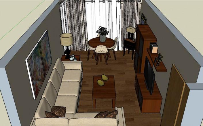 Proyecto salon 3D ES-4
